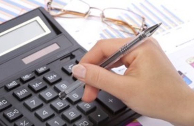 Calculator (photo credit: Thinkstock/Imagebank)