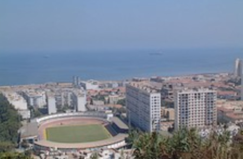 algiers 224.88 (photo credit: Courtesy)