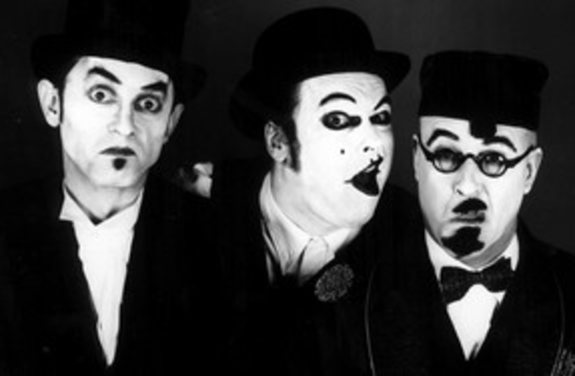 Tiger Lillies 311 (photo credit: Courtesy of Andrew Attkinson)