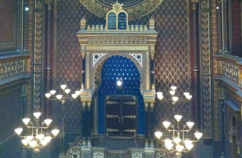Prague Synagogue 521 (photo credit: Courtesy: Susie Weiss)