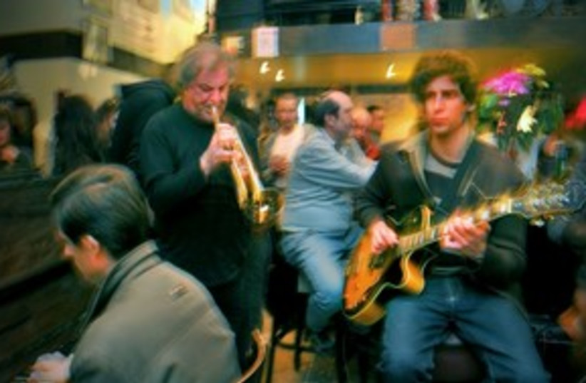 Jazz festival 311 (photo credit: GEORGY STOLIAROV)