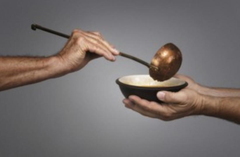 food crisis hunger 311 (photo credit: iStockPhoto)