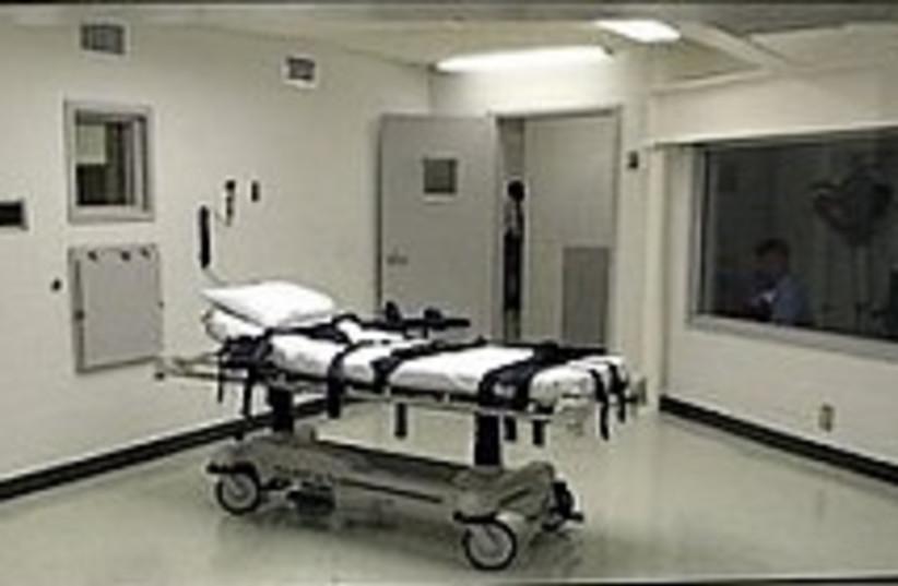 death penalty 224.88 (photo credit: AP)
