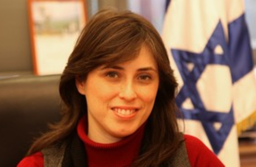 Likud MK Tzipi Hotovely_311 (photo credit: Marc Israel Sellem)