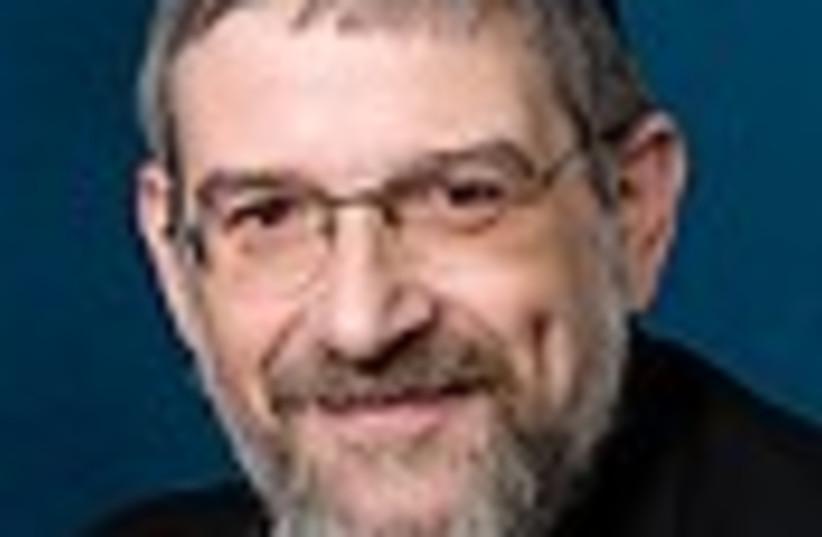 Rabbi Michael Melchior. (photo credit: courtesy)