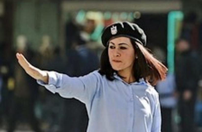 pa policewoman 224.88 ap (photo credit: AP)