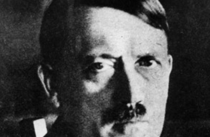 Adolf Hitler 311 R (photo credit: REUTERS/Stringer .)