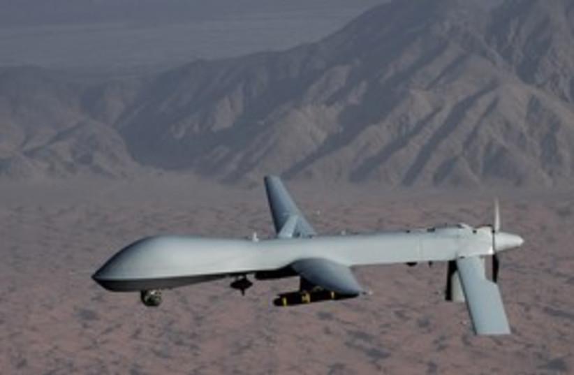 US predator drone_311 (photo credit: Reuters)