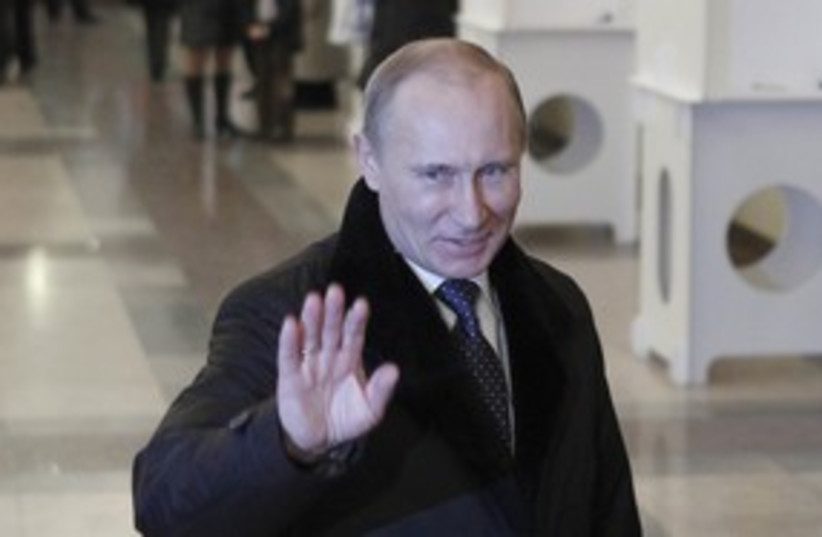 Vladimir Putin_311 (photo credit: Reuters)