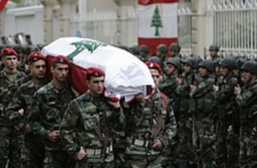 lebanon 224.88 (photo credit: AP)