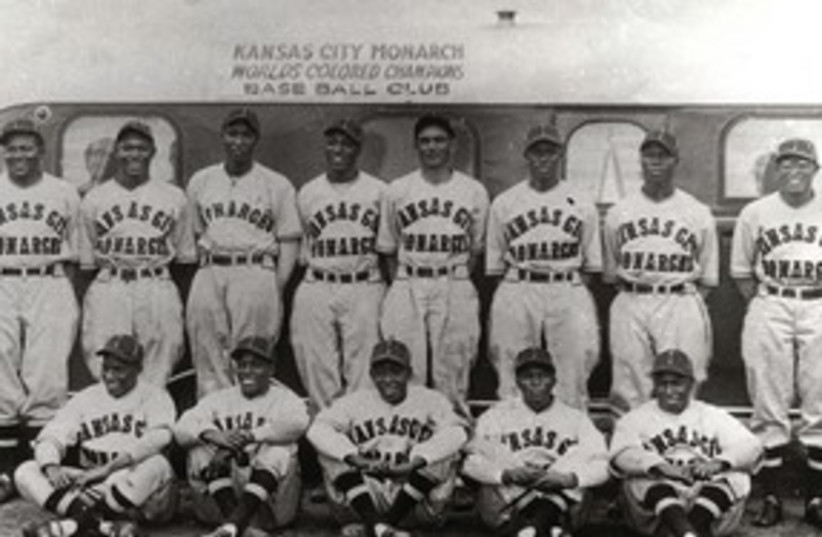 Kansas City Monarchs 311 (photo credit: Courtesy the National Baseball Hall of Fame)