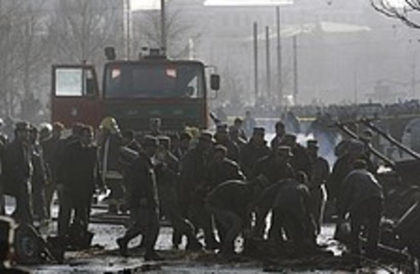 Afghanistan blast 224.88 (photo credit: AP)