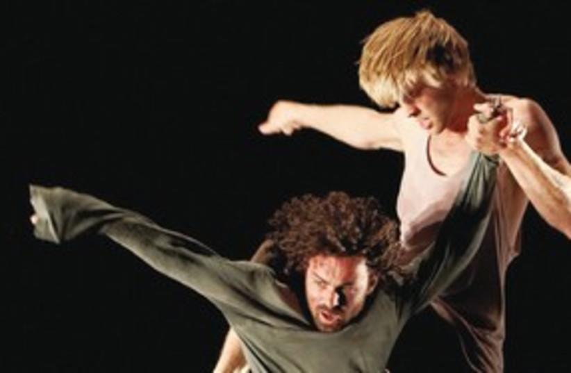 Dancer Sharon Fridman 311 (photo credit: Courtesy of Vantana Madrid)