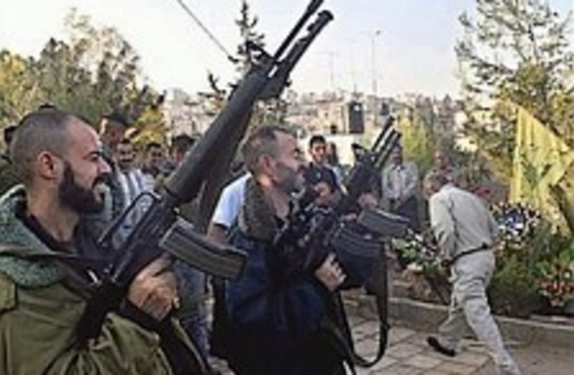 Jenin gunmen 224.8 (photo credit: AP [file])