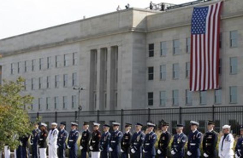 US Soldiers, pentagon_311 (photo credit: Reuters)