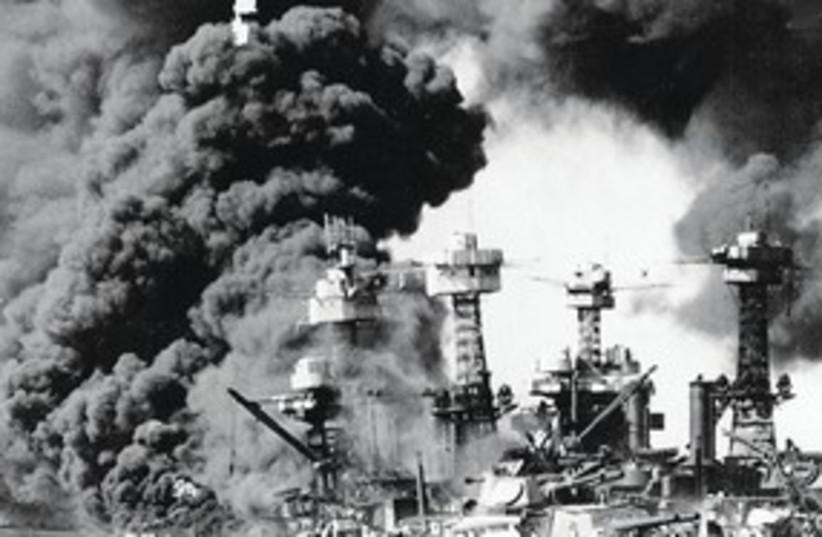 Pearl Harbor 311 (photo credit: Reuters)