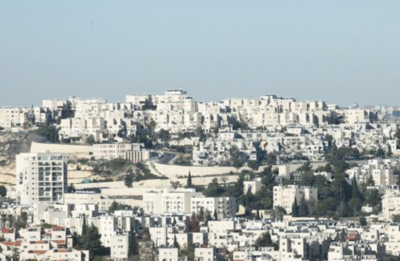 Ramot 521 (photo credit: Marc Israel Sellem)
