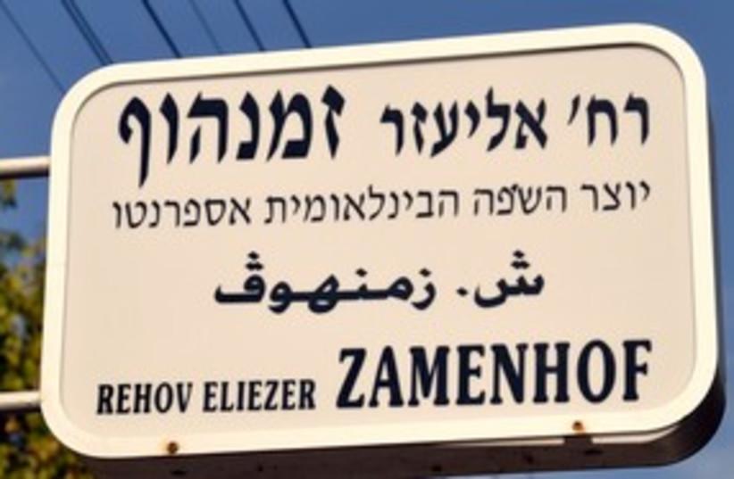 Zamenhof Street 311  (photo credit: Joanna Stromze )