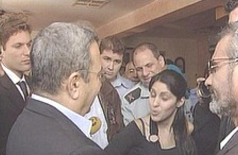 barak sderot 224.88 (photo credit: Channel 2)