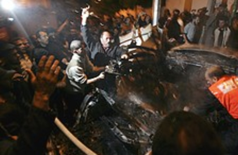 gaza iaf strike 224 88 (photo credit: )