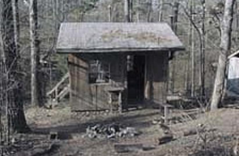 appalachian shack 224.88 (photo credit: Courtesy)