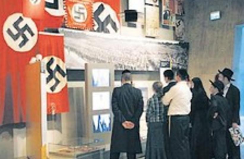 haredi holocaust 224 AJ (photo credit: Ariel Jerozolimski)