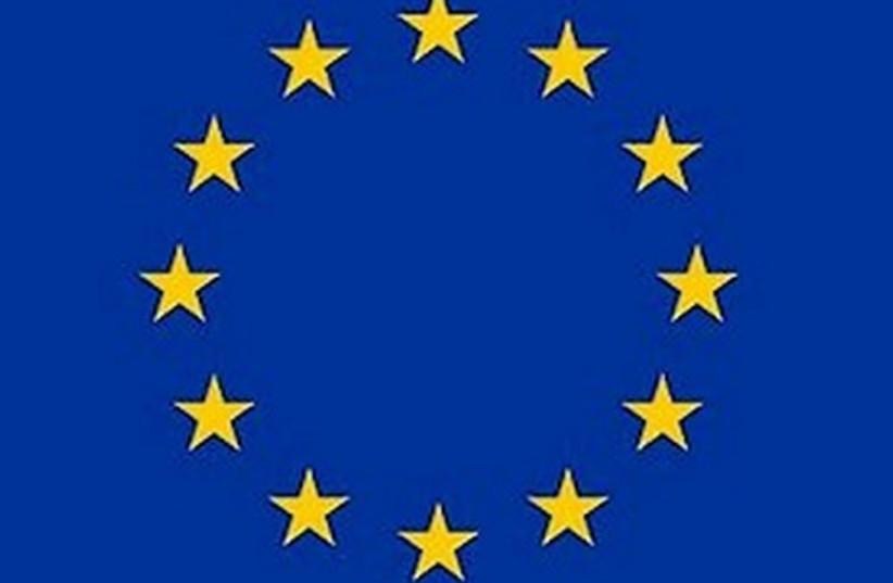 European flag 465 (photo credit: courtesy)