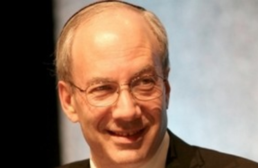 Rabbi Eric Yoffie 311 (photo credit: Courtesy Union for Reform Judaism)