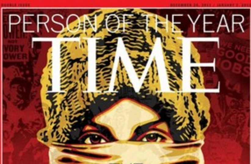 Time person of the year 311 (photo credit: Courtest of TIME)