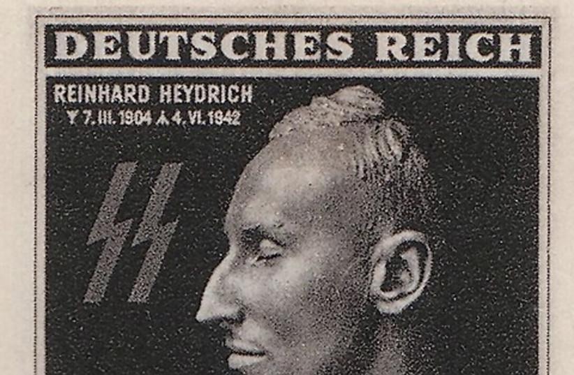 Deutsches reich 521 (photo credit: Deutsche Reichspost/Wikimedia)