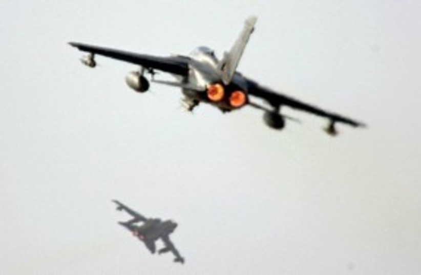 Air Force exercise 311 (photo credit: IDF Spokesperson)