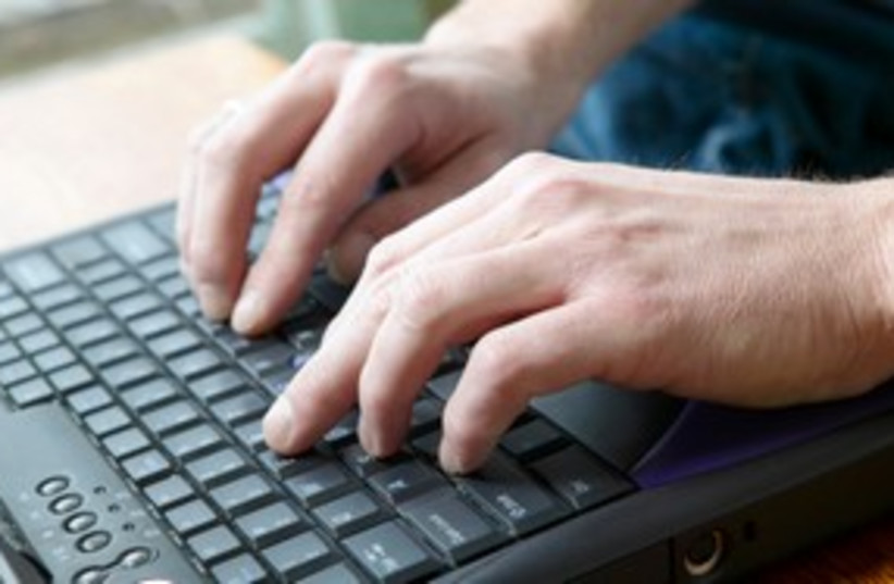 keyboard computer Internet cyber warfare 311 (photo credit: Thinkstock/Imagebank)