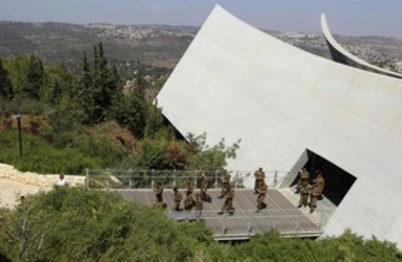 Yad Vashem Museum_311 (photo credit: Reuters/Baz Ratner)