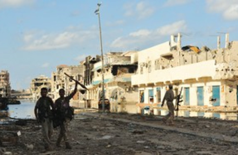 Sirte, Libya 311 (photo credit: REUTERS)
