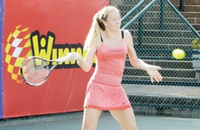 Julia Glushko 311 (photo credit: (Israel Tennis Association))