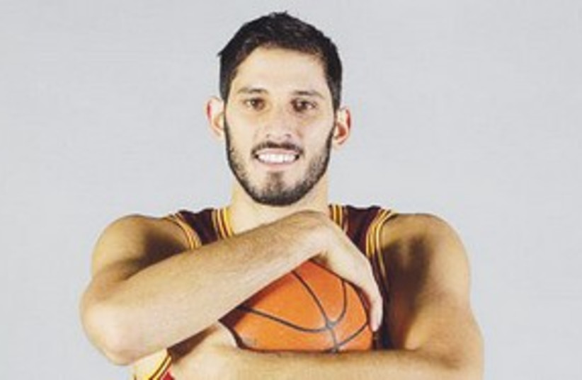 Omri Casspi 311 (photo credit: (Facebook.com))