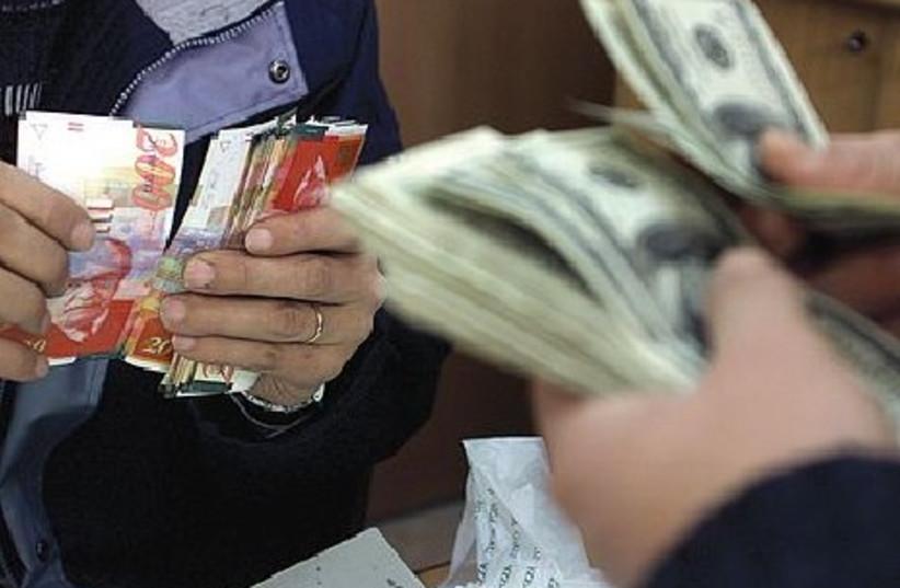 Israel's tycoons renege on their bonds' debt  (photo credit: REUTERS)