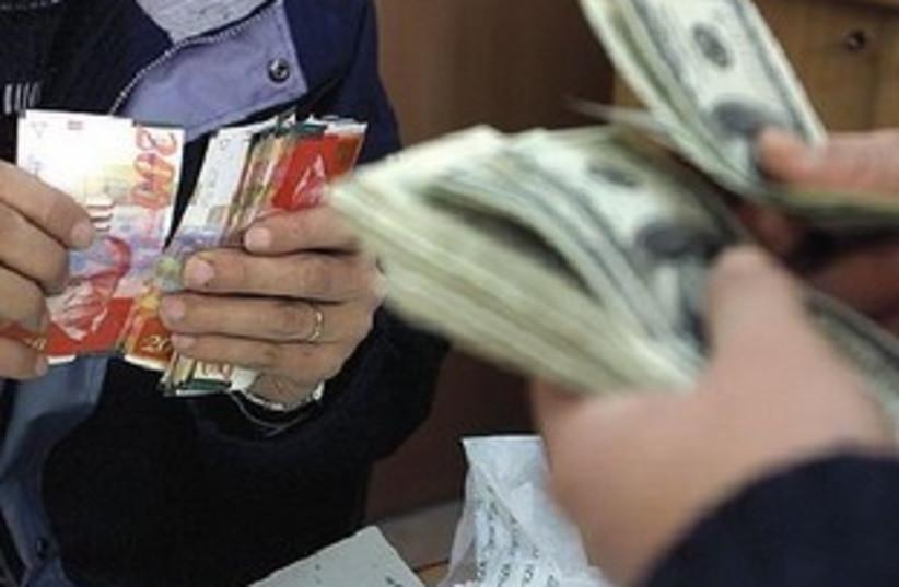 Money - 311 (photo credit: REUTERS)