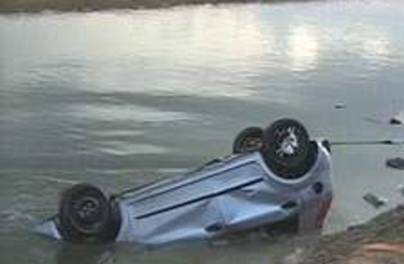 car 224.88 (photo credit: Channel 10)
