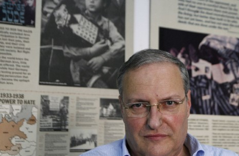 Remembering the Holocaust (photo credit: REUTERS/Gil Cohen Magen)