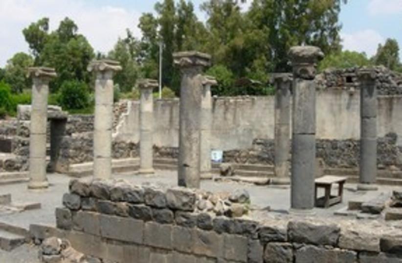 Archaeological gardens 311 (photo credit: Joe Yudin)