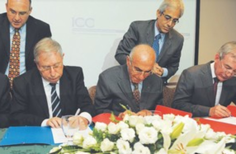 Israeli-Palestinian trade arbitration project_311 (photo credit: International Chamber of Commerce Israel)
