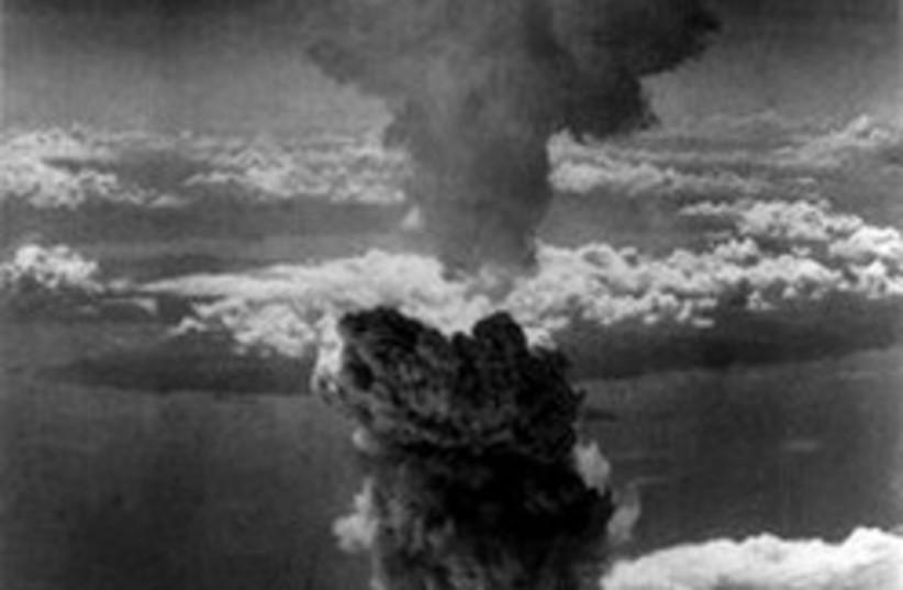 nuclear nuke nagasaki japan 248 (photo credit: Courtesy)