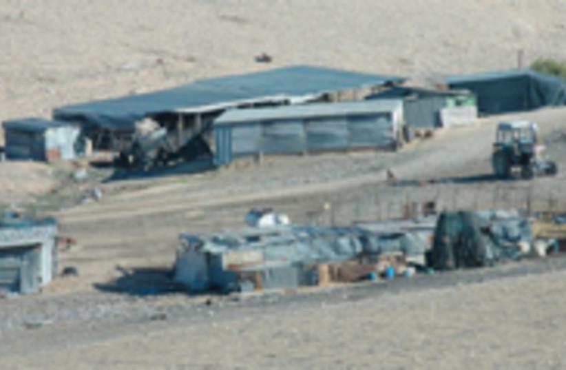 19 bedu camp (photo credit: Esteban Alterman)