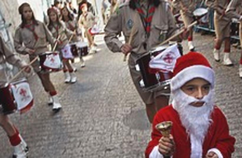 christmas bethlehem 224 (photo credit: AP)