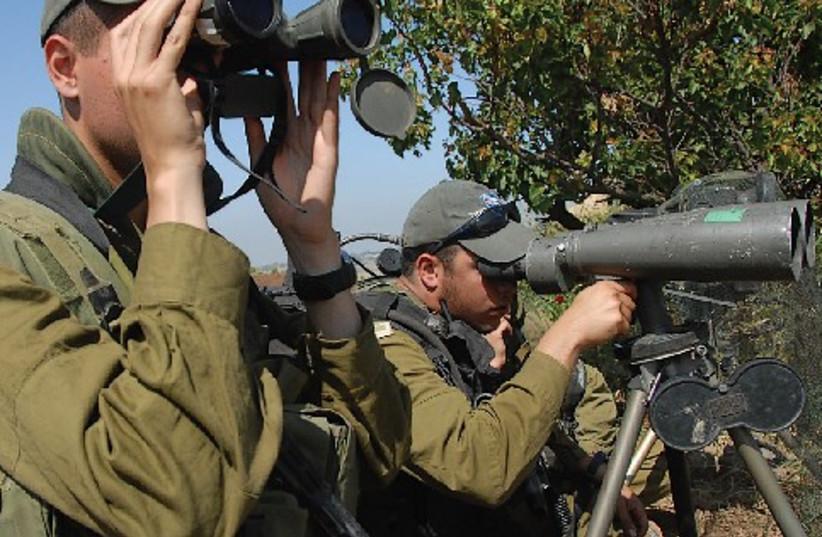 IDF 521 (photo credit: Courtesy)