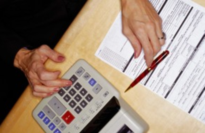 Your Taxes_311 (photo credit: Thinkstock/Imagebank)
