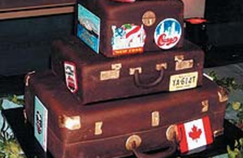 luggage judaism 88 224 (photo credit: )