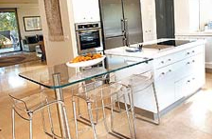 noah kitchen  224 (photo credit: Eyal Izhar)