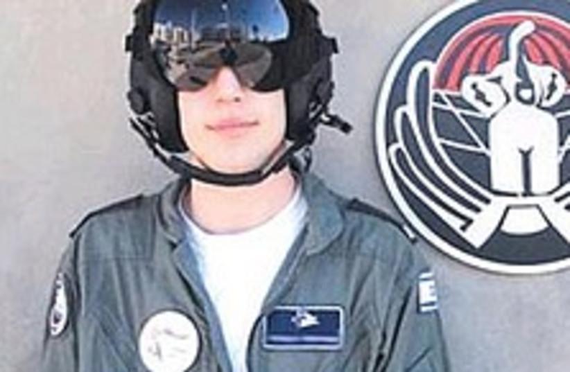 pilot 224.88 (photo credit: IAF)